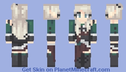 Wand|| Nova Minecraft Skin