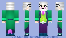 Byron Brawl Stars Minecraft Skin