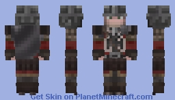 Byzantine Soldier | ACR | [Contest Entry] Minecraft Skin