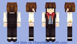 Dapper Minecraft Skin