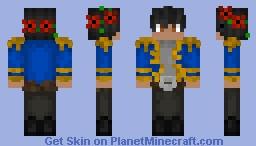Sir Koro Minecraft Skin