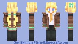 Skinfight - Kirigiri - C1 Minecraft Skin