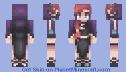fiona gilman Minecraft Skin