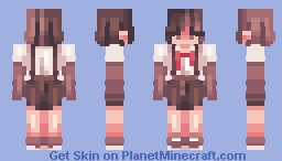 oO chocolate covered cherries Oo Minecraft Skin