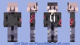 Amandiel reshade yep Minecraft Skin