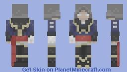 Hector (Castlevania) Minecraft Skin