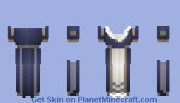 ftu | regency day dress Minecraft Skin