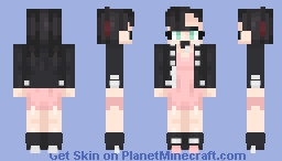 [Outdated Shading] -Marnie- |Pokemon Sword and Shield| Minecraft Skin
