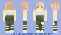 sk8ter boi Minecraft Skin