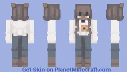 . r o s l y n . Minecraft Skin