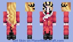 Charlie | Hazbin Minecraft Skin