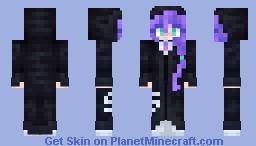 Skinfight - TsukiaKari - C3 Minecraft Skin