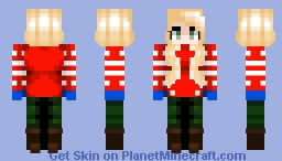 late november Minecraft Skin