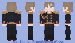HZ ~ Prince Charming Minecraft Skin