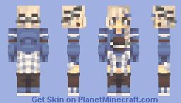 oreos Minecraft Skin