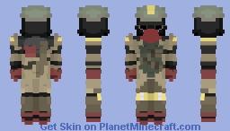 Bloodhound (Apex Legends) Minecraft Skin