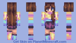 when you can't think of a title :( Minecraft Skin