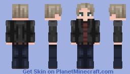 john watson Minecraft Skin