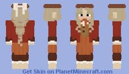 HZ~ Clementine Minecraft Skin