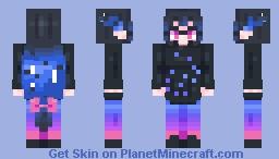 Divas of the Reef - Lumi Minecraft Skin