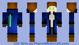 A_Vissel14 (Request) Minecraft Skin