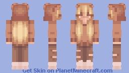 C o f f e e Minecraft Skin