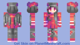 ♡ 𝓿𝒶𝓁𝓀𝓎𝓇𝒾𝑒𝓃 ♡ dragons | rq Minecraft Skin