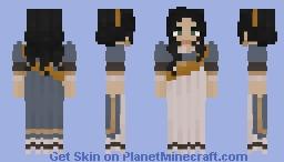 HZ ~ Victoria Clementine 2 Minecraft Skin