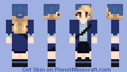 ❆𝓝𝓲𝓷𝓳𝓪𝓖𝓲𝓻𝓵2024❆ Surely You Know Me as the Best Pirate to Have Ever Lived! ~ (CE) Minecraft Skin