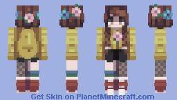 Still Falling For You Minecraft Skin