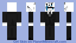 forever alone Minecraft Skin