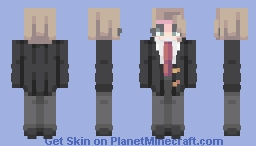 leave it all on the floor tonight Minecraft Skin