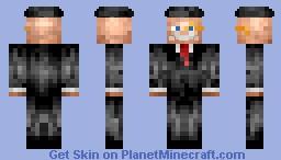 Mr.Monopoly Minecraft Skin