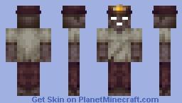 Wither Zombie (Nether Update) Minecraft 2020 Minecraft Skin