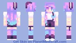 a l w a y s Minecraft Skin
