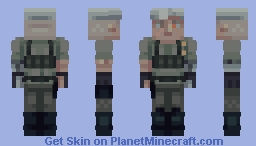 dubstep is for pussies (cable) Minecraft Skin