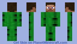 cactus camo Minecraft Skin