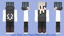 Takashi Mac Cormaic Minecraft Skin