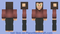 Caesar (Rise of the Planet of the Apes) Minecraft Skin