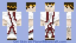 Caesar Minecraft Skin