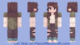 // Caiman . SO // Minecraft Skin