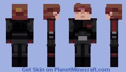 Inquisitor Cal Minecraft Skin
