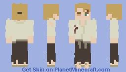 Callahan Chalk - The One-Eyed Sailor Minecraft Skin