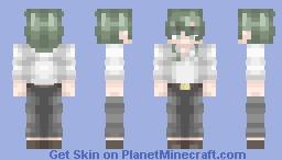 ➻ 𝐜𝐚𝐥𝐥𝐮𝐦 | oc Minecraft Skin