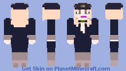 Camie Utsushimi (My Hero Academia) Minecraft Skin