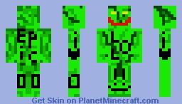 fun Minecraft Skin
