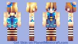 Canday - Fanskin Minecraft Skin