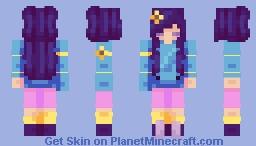 SkinFight - Attack | CandyBandi Minecraft Skin