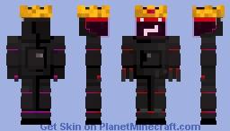 Minor Edit - Cap With a K Minecraft Skin