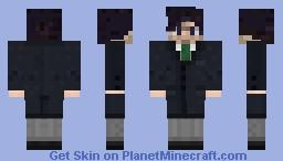Teewull - President of Riverwood Minecraft Skin